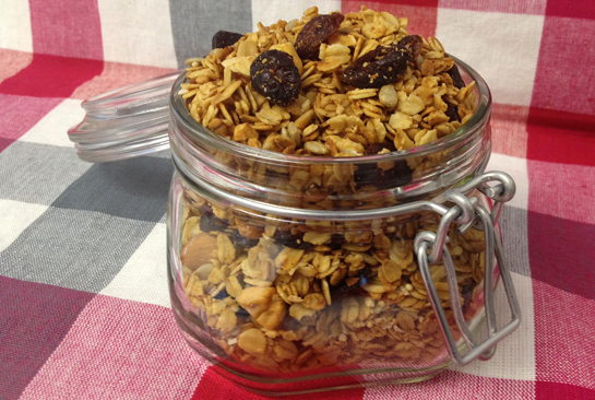 homemade_granola