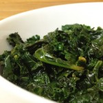 Sauteed Kale for Those Who Don't Like It