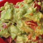 Four Ingredient Guacamole