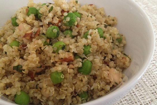 quinoa_mint_peas
