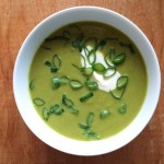 Broccoli and Pea Soup